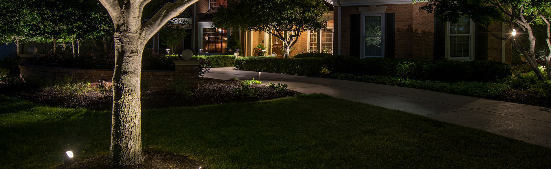 Landscape Lighting Buffalo NY