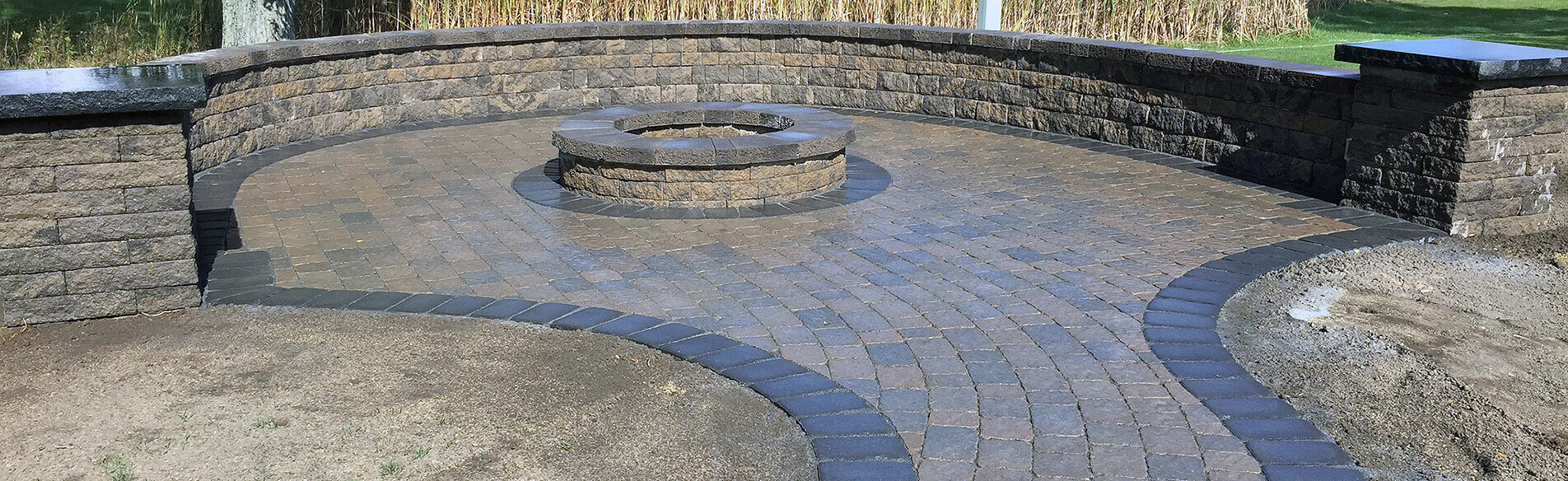 Retaining Walls and Pavers Buffalo NY